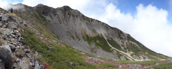41-2仙丈ヶ岳山頂.JPG